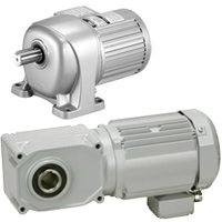 Brother Gearmotors Threee-Phase CA Gear Motors