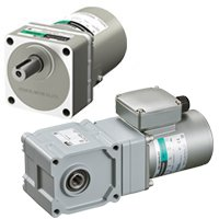 KIIS Series Trifásico CA Gear Motors