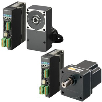 BXII Series Brushless DC Motors