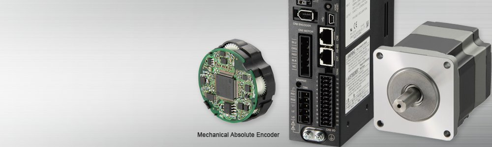 Absolute Mechanical Encoder Motores Paso a Paso