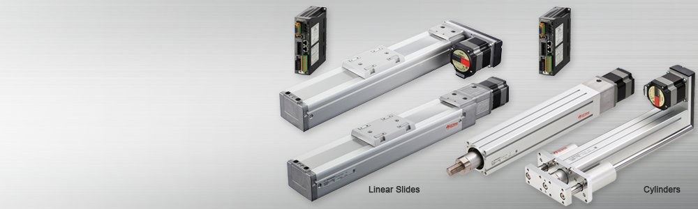 Linear Actuators with Absolute Mechanical Encoder