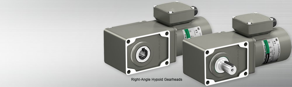 Hypoid Gear Three-Phase CA Motors